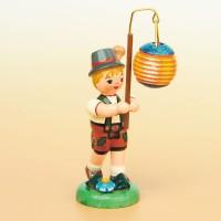 Hubrig Lampionkinder Junge mit Kugellampion