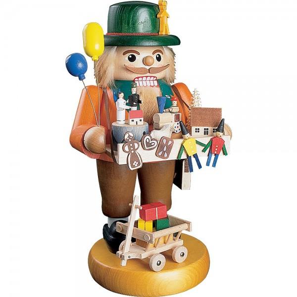 Richard Glässer Nussknacker Spielzeugmacher