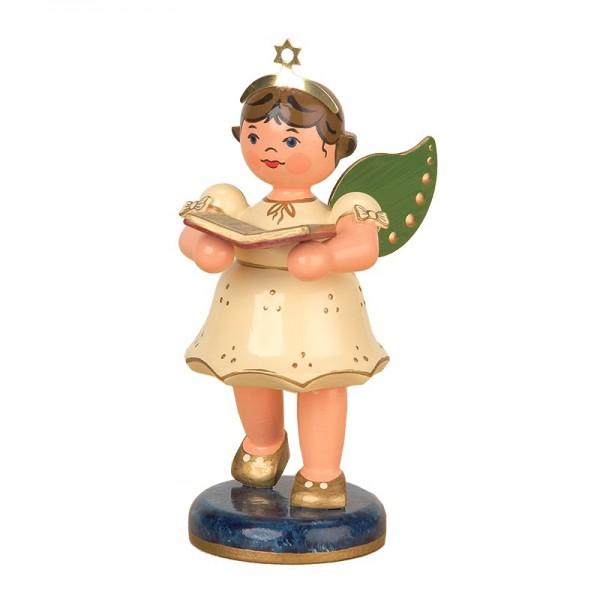 Hubrig Engel mit Gesangsbuch 10cm