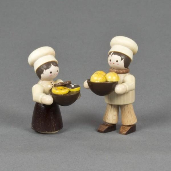 Dregeno Erzgebirge - Miniatur Bäckerkinder