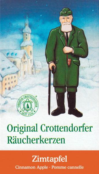 Dregeno Erzgebirge - Crottendorfer Räucherkerzen Zimtapfel (24)