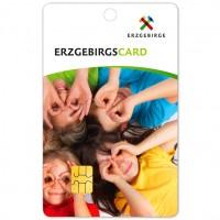 Erzgebirgscard - 48-Stunden-Karte - Kinder