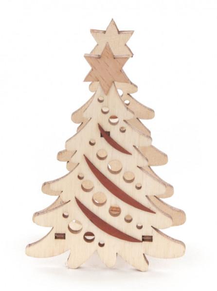 Dregeno Erzgebirge - Kerzenaufstecker Weihnachtsbaum