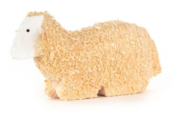 Dregeno Erzgebirge - Schaf liegend, Rückenhöhe 30mm