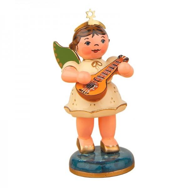 Hubrig Engel mit Mandoline 6,5cm