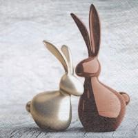 Dregeno Erzgebirge - Servietten Bunny Award 20er-Pack