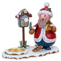 Hubrig Weihnachtswichtel mit Teelicht