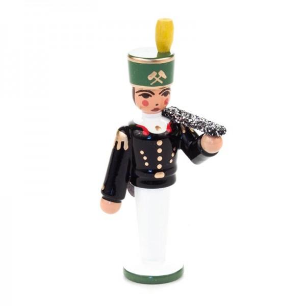 Dregeno Erzgebirge - Miniatur-Bergmann mit Erz