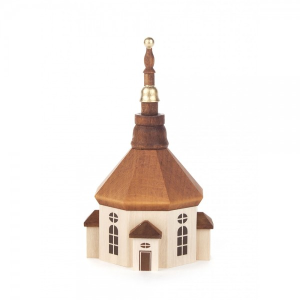 Dregeno Erzgebirge - Seiffener Kirche, 12cm
