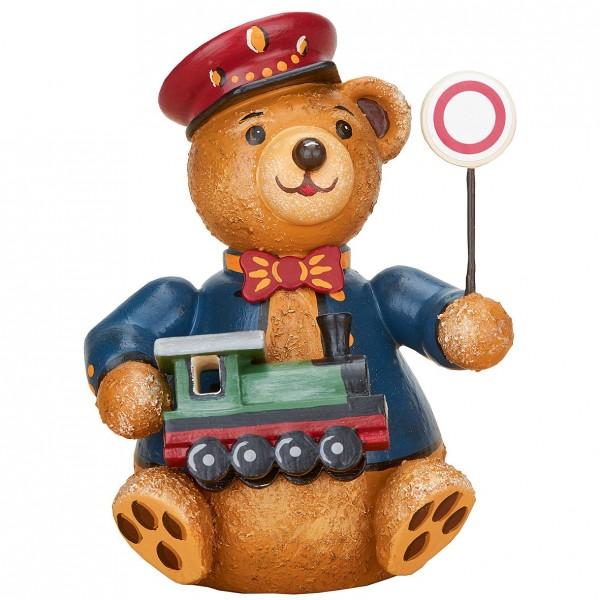 Hubrig Hubiduu - Teddy´s mit Herz - Eisenbahner