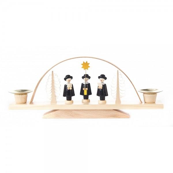 Dregeno Erzgebirge - Miniatur-Schwibbogen mit Kurrende