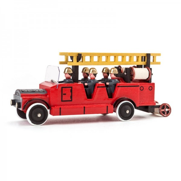 Dregeno Erzgebirge - Miniatur-Feuerwehrauto