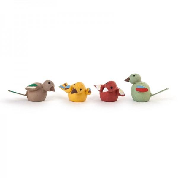 Dregeno Erzgebirge - Miniatur-Vögelchen