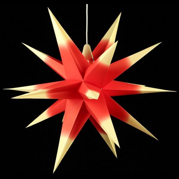Annaberger Faltstern - Weihnachtsstern