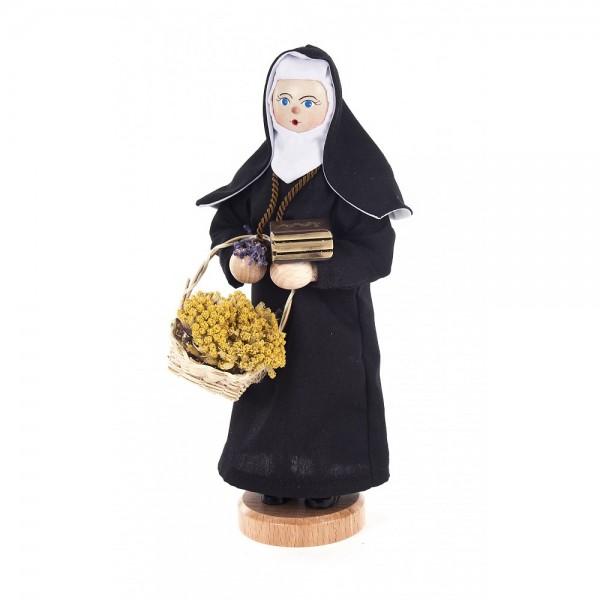 Dregeno Erzgebirge - Räucherfrau Nonne Hildegard von Bingen