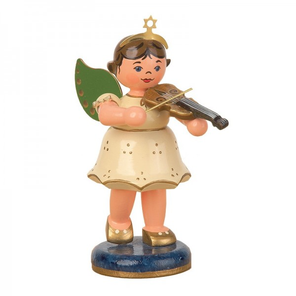 Hubrig Engel mit Geige 10cm