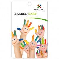 Erzgebirgscard - Zwergenkarte