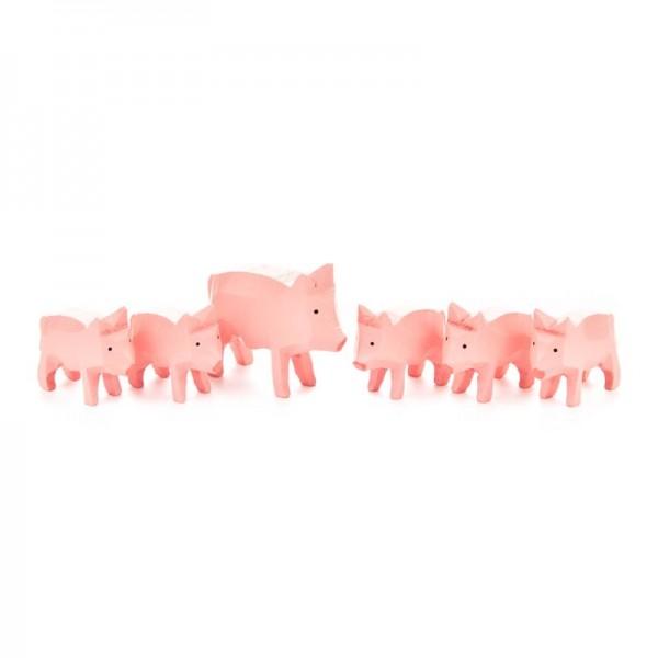 Dregeno Erzgebirge - Miniatur-Schweine