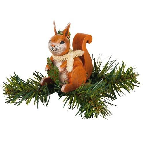 Hubrig Neuheit 2015 - Baumclipser Eichhörnchen