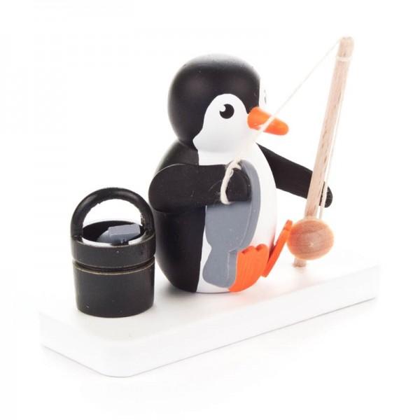 Dregeno Erzgebirge - Miniatur-Pinguin Angler