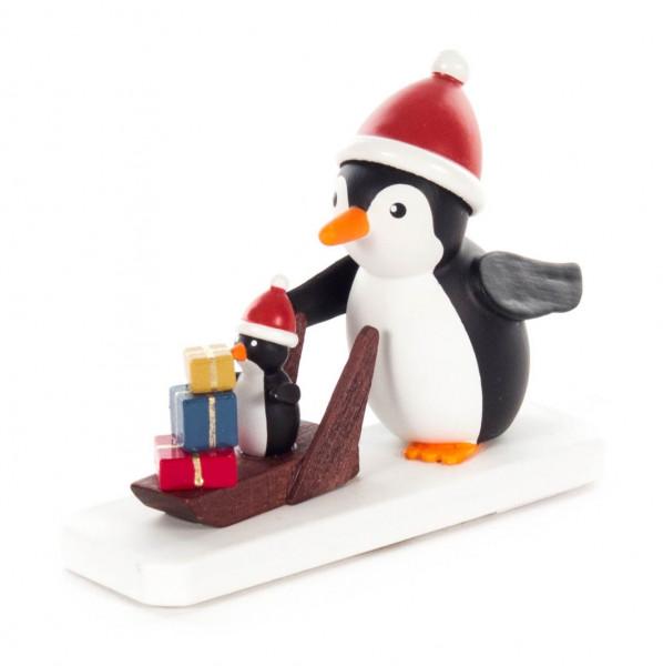 Dregeno Erzgebirge - Pinguin Weihnachtsexpress
