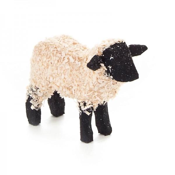 Dregeno Erzgebirge - Miniatur-Schaf, mittelgroß, schwarz