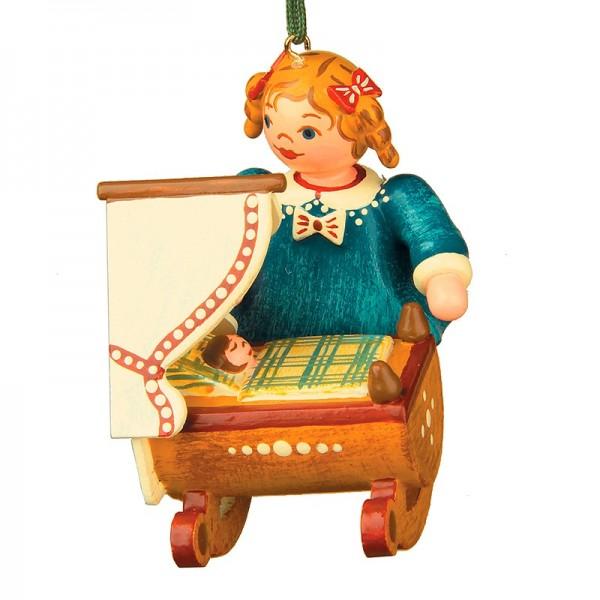 Hubrig Nostalgischer Baumbehang Puppenmutti