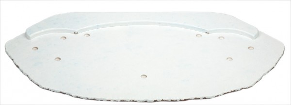 Hubrig Winterkinder Grundplatte 100x45cm