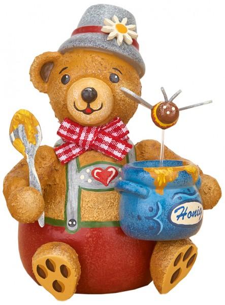 Hubrig Hubiduu ® - Teddy Honigbärli - mini 7cm