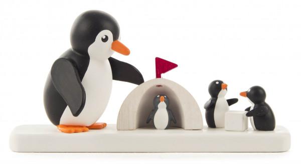 Dregeno Erzgebirge - Pinguin Winterkinder