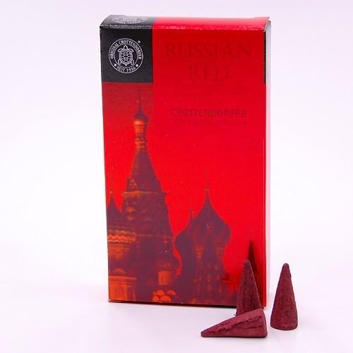 Crottendorfer Räucherkerzen Weltreise RUSSIAN RED