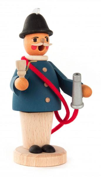 Dregeno Erzgebirge - Mini-Räuchermann Feuerwehrmann