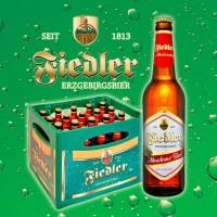 Fiedler Erzgebirgsbier - Abrahams Bock - 0,5l
