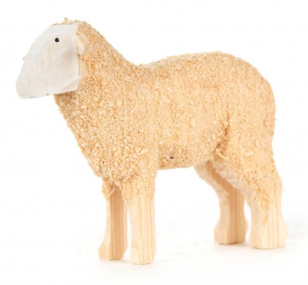 Dregeno Erzgebirge - Schaf stehend, Rückenhöhe 45mm