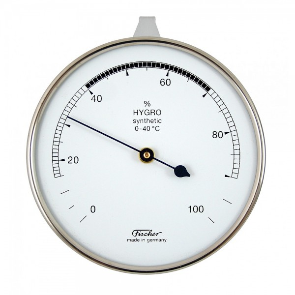 Fischer Hygrometer synthetic 87mm - Life-Design