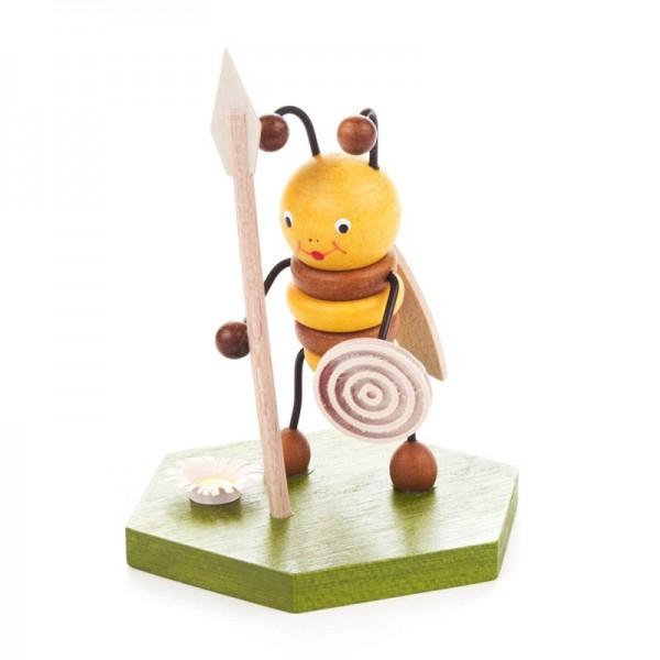 Dregeno Erzgebirge - Biene als Wächterbiene