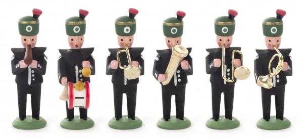 Dregeno Erzgebirge - Miniatur-Bergaufzug (6) Landesmusikkorps