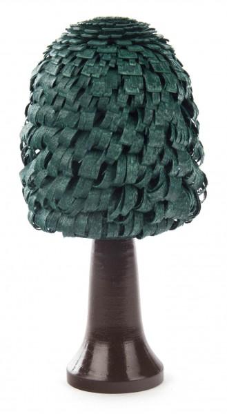Dregeno Erzgebirge - Laubbaum, grün 12cm