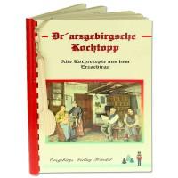 Häckel Verlag - Kochbuch - Dr arzgebirgsche Kochtopp Band 1