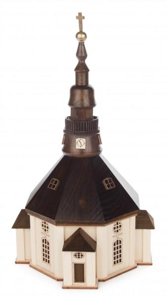 Dregeno Erzgebirge - Lichterhaus Seiffener Kirche