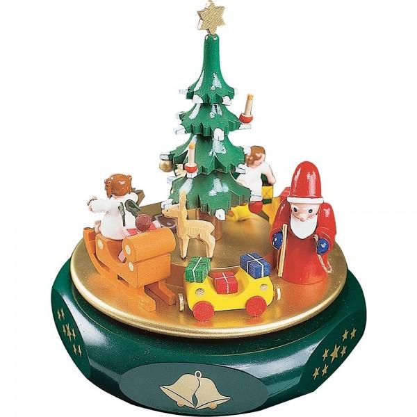 Richard Glässer Spieldose Weihnachtsträume