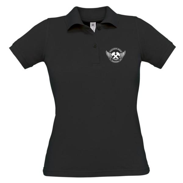 Veilchenbiker Polo Shirt - Damen