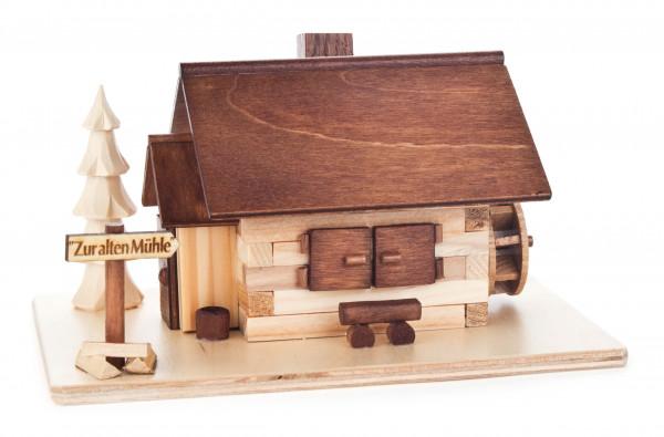 Dregeno Erzgebirge - Räucherhaus Alte Mühle