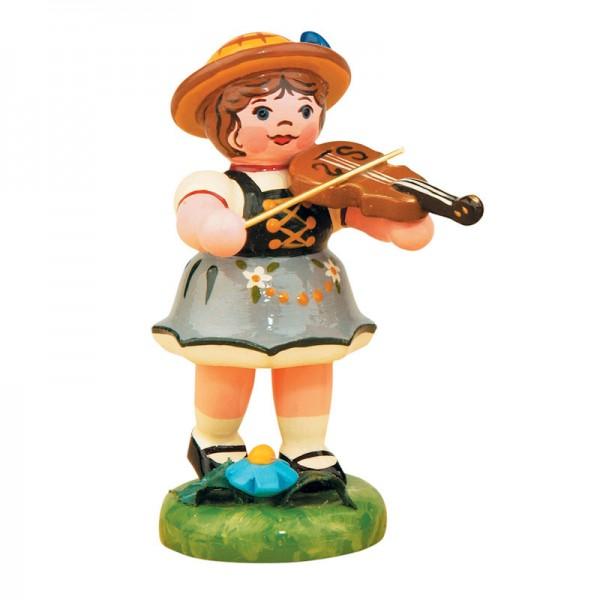 Hubrig Musikkinder Mädchen mit Geige