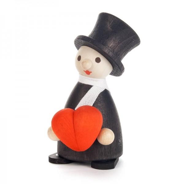 Dregeno Erzgebirge - Miniatur-Glücksbringer Liebe
