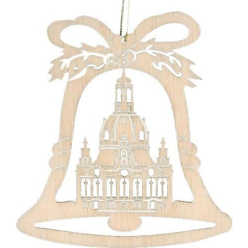 Lenk & Sohn Baumbehang Glocke Motiv Frauenkirche