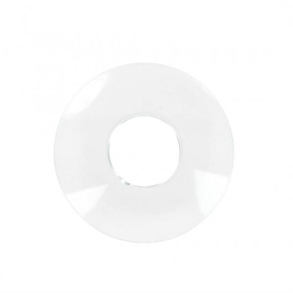 Dregeno Erzgebirge - Lichtmanschette glatte Form, Loch 15mm, Ø 45mm, VE 50