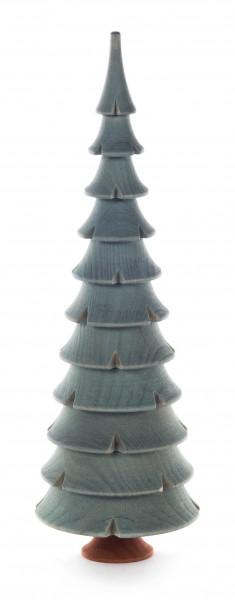 Dregeno Erzgebirge - Massivholzbaum grün, 21cm