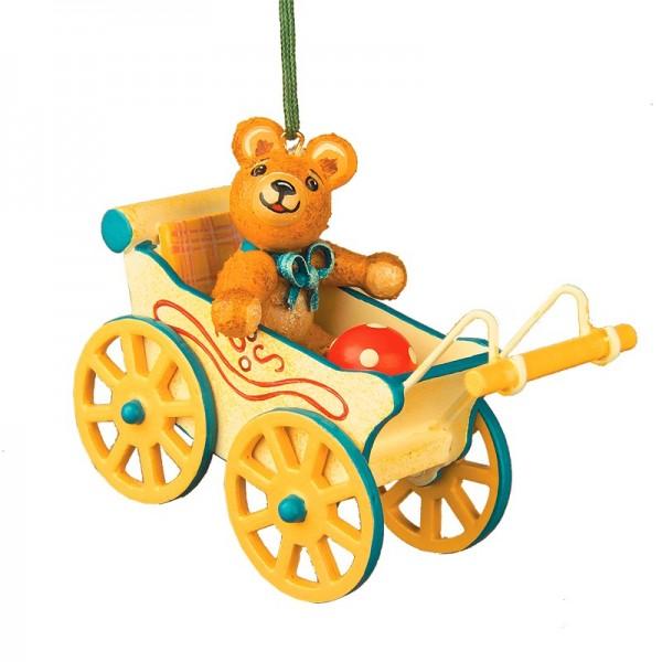 Hubrig Nostalgischer Baumbehang Teddyfahrt