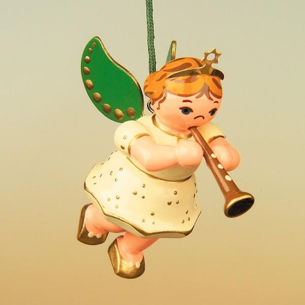 Hubrig Baumbehang Engel mit Klarinette